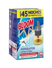 BLOOM ELECTRICO RECAMBIO LIQUIDO MOSQUITOS 1X45 NOCHES