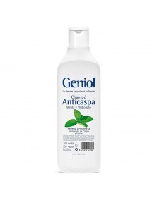 GENIOL CHAMPU ANTICASPA 750ML