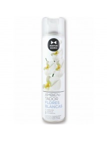 MAYORDOMO AMBIENTADOR SPRAY 300ML FLORES BLANCAS