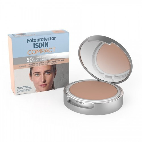 ISDIN FOTOPROTECTOR FACIAL COMPACTO ARENA 50+ 10 GRS