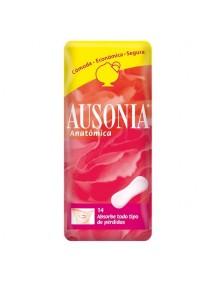 AUSONIA COMPRESA ANATOMICA 14 UDS.