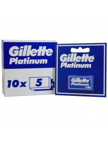 GILLETTE PLATINUM BLISTER 5 HOJAS