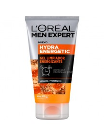 LOREAL MEN GEL LIMPIADOR HIDRA ENERGETIC ENERGIZANTE 100ML