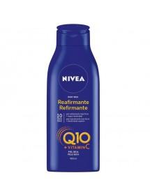 NIVEA BODY MILK 400ML REAFIRMANTE Q10 PIEL SECA