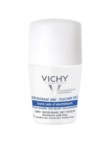 VICHY DESODORANTE ROLL-ON SIN SALES DE ALUMINIO 50ML
