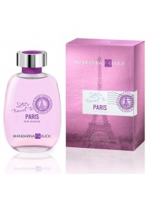 MANDARINA DUCK LET'S TRAVEL TO PARIS WOMAN EDT VAP 100ML