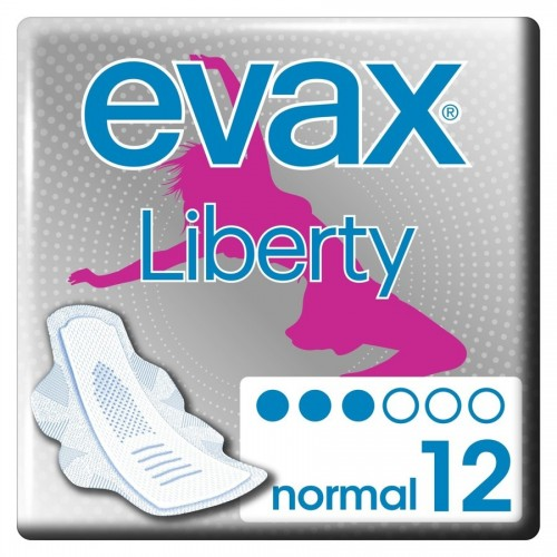 EVAX LIBERTY COMPRESA NORMAL ALAS 12 UDS