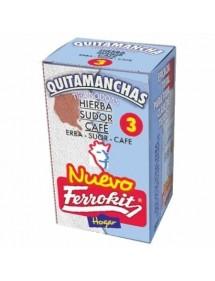 FERROKIT QUITAMANCHAS Nº3 HIERBA SUDOR CAFÉ 50ML