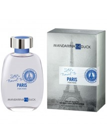 MANDARINA DUCK LET'S TRAVEL TO PARIS MAN EDT VAP 100ML