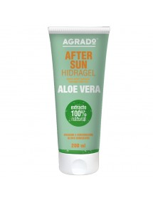 AGRADO SOLAR AFTER SUN HIDRAGEL CON ALOE VERA 200ML