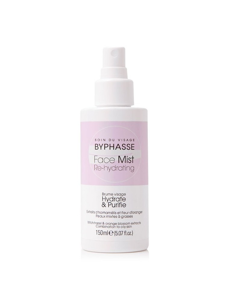 BYPHASSE FACIAL MIXT PIEL MIXTA SPRAY 150ML