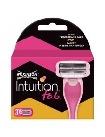 WILKINSON INTUITION FAB CARGADOR 3 UDS.