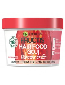 FRUCTIS MASCARILLA HAIR FOOD GOJI REAVIVA BRILLO 390ML