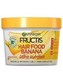 FRUCTIS MASCARILLA HAIR FOOD BANANA ULTRA NUTRITIVA 390ML