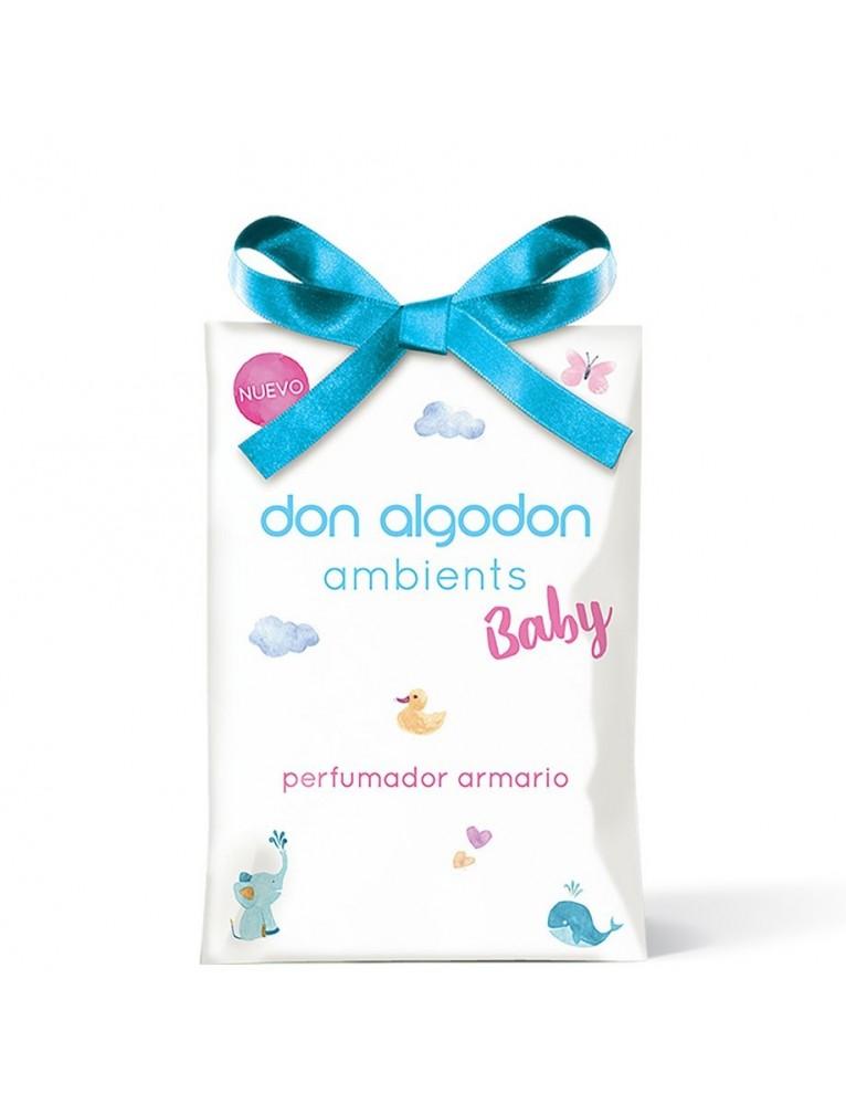 DON ALGODON AMBIENTADOR DE ARMARIO EN SOBRE BABY