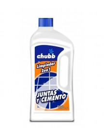CHUBB LIMPIADOR JUNTAS Y CEMENTO 2EN1 1L.