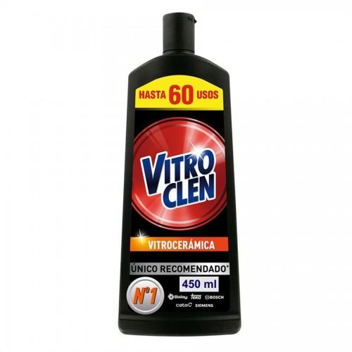 VITROCLEN LIMPIA VITROCERAMICAS 450ML