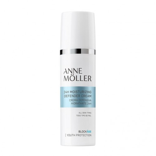 ANNE MOLLER BLOCKAGE CREMA 24H MOISTURIZING DEFENDER 50ML