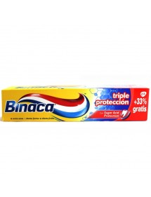 BINACA PASTA DENTAL TRIPLE PROTECCION 75+25ML