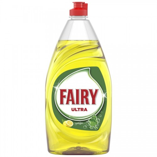 FAIRY LAVAVAJILLAS A MANO LIMON 520ML