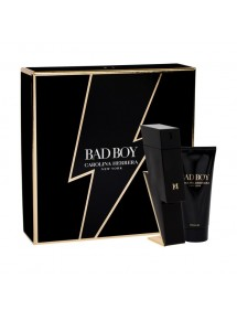 BAD BOY EDT CAROLINA HERRERA VAP 100L+GEL DE DUCHA 100ML