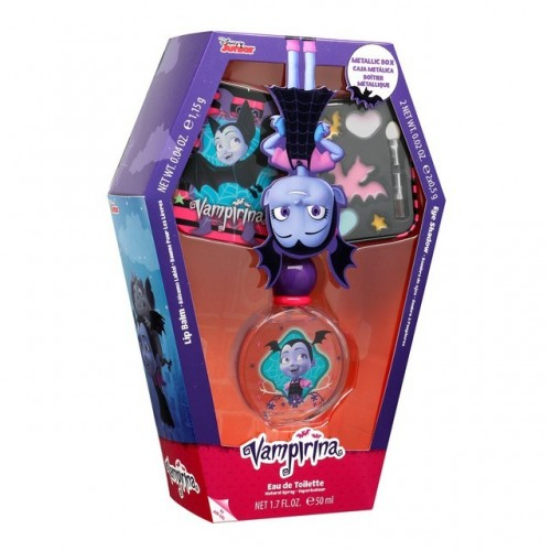 VAMPIRINA COLONIA VAP 50ML+SET MAQUILLAJE