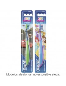 CEPILLO DENTAL INFANTIL ORAL-B 3-5 AÑOS