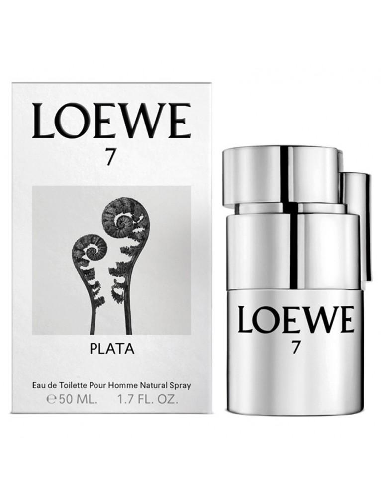 LOEWE 7 PLATA EDT VAP 50ML