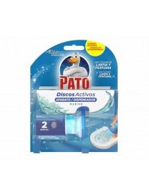 PATO DISCOS ACTIVOS APARATO +  2 RECAMBIOS MARINE