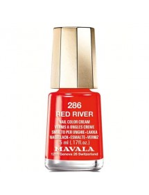MAVALA LACA DE UÑAS MINICOLOR 286 RED RIVER