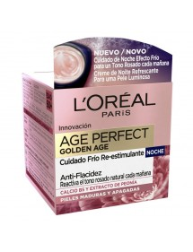 LOREAL AGE PERFECT GOLDEN AGE NOCHE 50ML