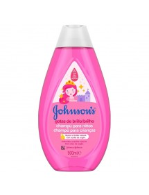 JOHNSONS CHAMPU BABY 500ML GOTAS DE BRILLO
