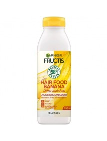 FRUCTIS ACONDICIONADOR HAIR FOOD 350ML BANANA PELO SECO
