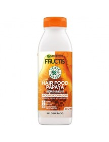 FRUCTIS ACONDICIONADOR HAIR FOOD 350ML PAPAYA PELO DAÑADO