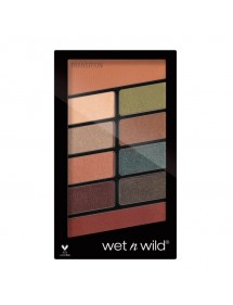 WNW COLOR ICON 10 PAN PALETTE COMFORT ZONE