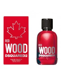 DSQUARED2 WOOD RED POUR FEMME EDT VAP 30ML