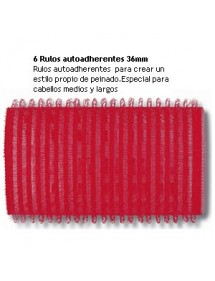 RULO AUTOADHERENTE 36 MM 6 UDS.