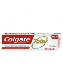 COLGATE PASTA DENTIFRICA TOTAL ORIGINAL 75ML+33% GRATIS