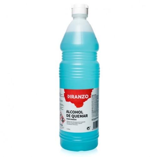 ALCOHOL DE QUEMAR Y LIMPIEZA PERF. 1000ML (DIRANZO)