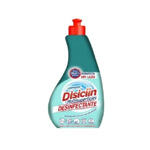 DISICLIN DESINFECTANTE RECAMBIO MULTISUPERFICIES 750ML