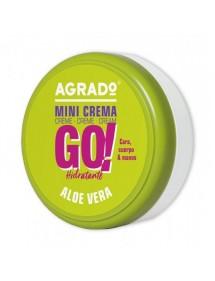 AGRADO CREMA MINI GO! ALOE VERA 50ML
