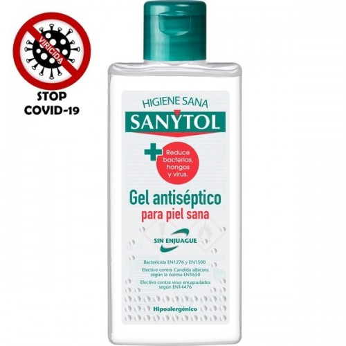 SANYTOL GEL DE MANOS HIDROALCOHOLICO 75ML