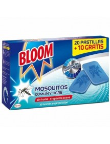 BLOOM RECAMBIO ELECTRICO PASTILLAS 20+10 UDS.