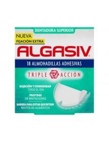 ALGASIV ALMOADILLA ADHESIVA SUPERIOR 18 UDS.