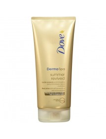 DOVE BODY AUTOBRONCEADOR DERMA SPA TONO MEDIO 200ML