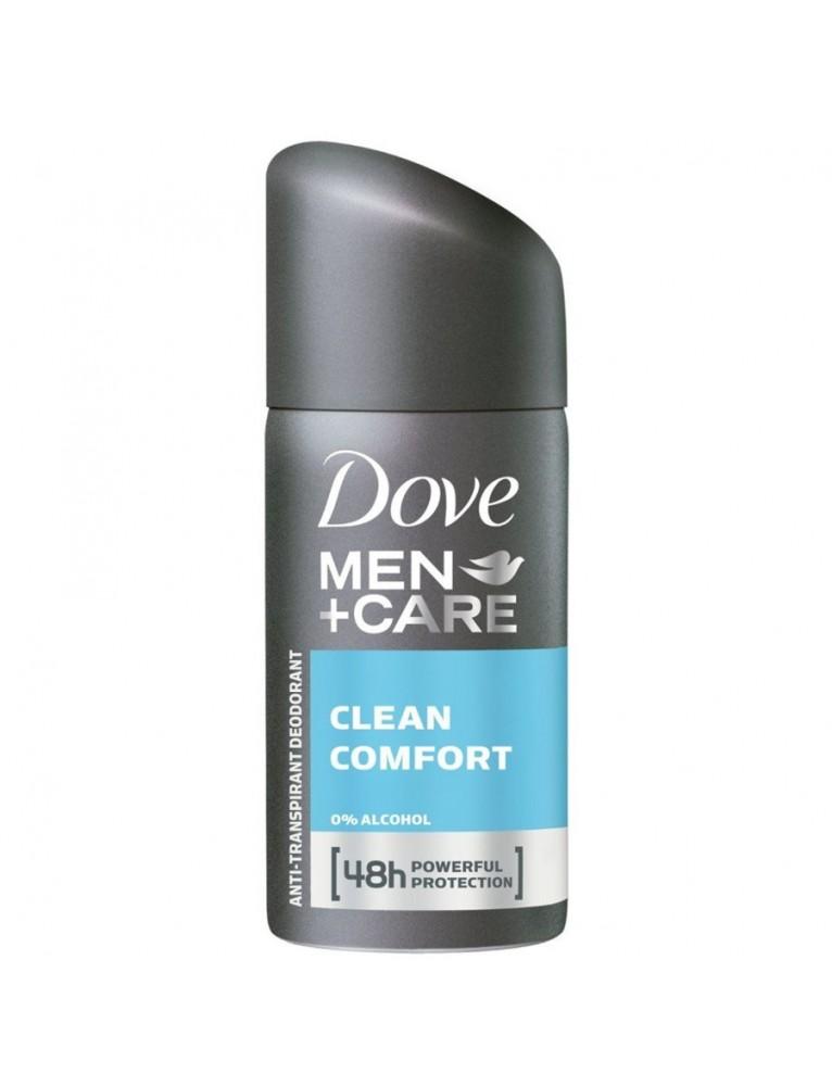 DOVE DESODORANTE SPRAY VIAJE MEN CLEAN COMFORT 35ML