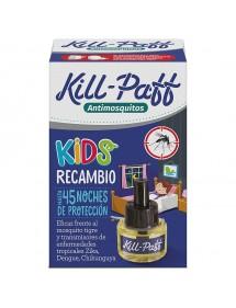 KILL PAFF ANTI-MOSQUITOS RECAMBIO KIDS 1 UD