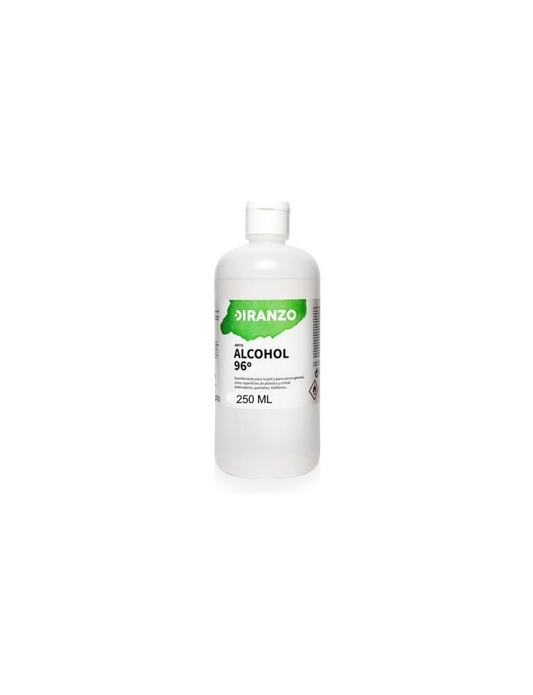ALCOHOL SANITARIO 250ML 96º