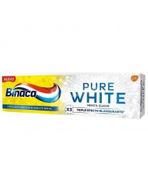 BINACA PASTA DENTAL BLANQUEANTE 75ML