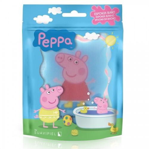 ESPONJA BAÑO INFANTIL PEPPA PIG